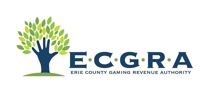 Erie County Gaming Revenue Authority Logo - ECGRA