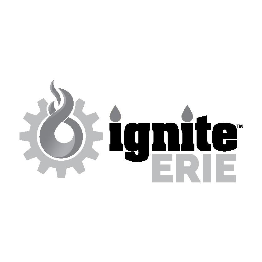 Ignite Erie - Grey