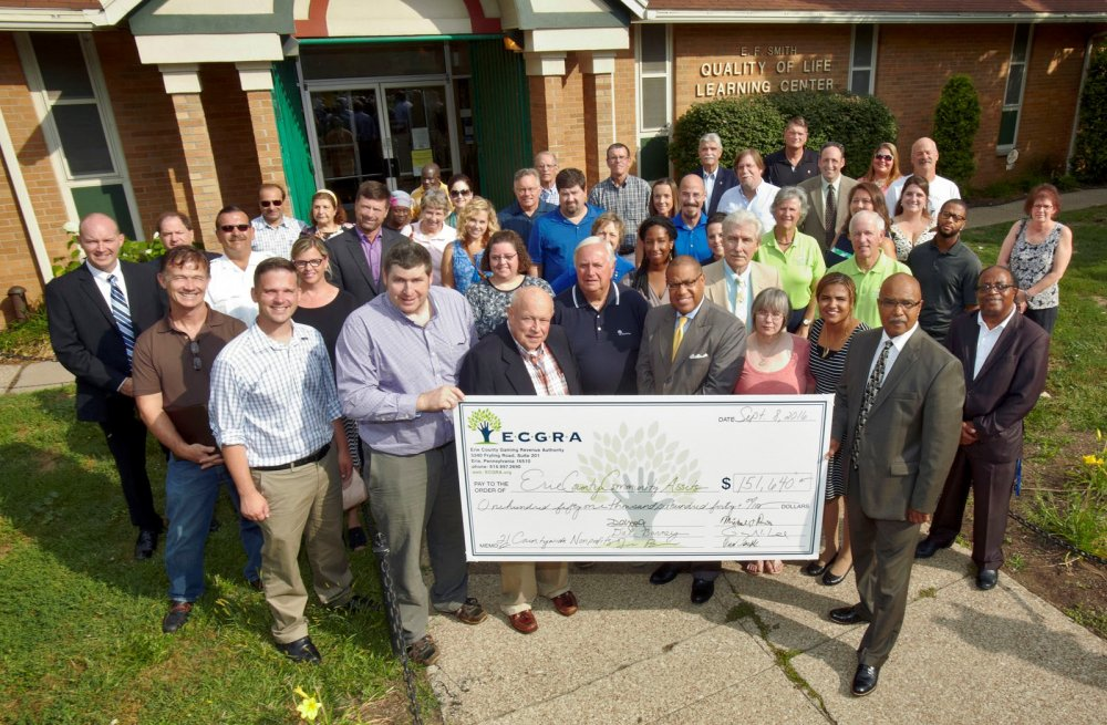 21 ECGRA Community Assets Granted $151,640 Countywide