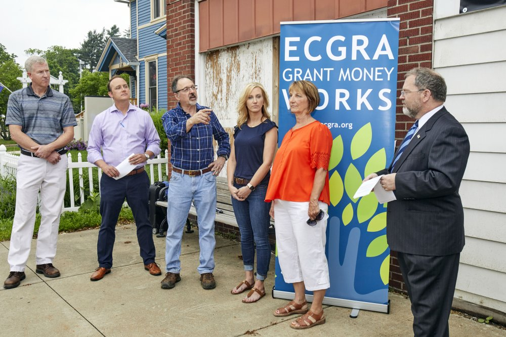 $15,000 in Gaming Funds Invested in Edinboro's Main Streets; First Time